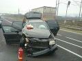 Tragické štatistiky na cestách: Len v Trenčianskom kraji zahynulo tento rok už 5 ľudí