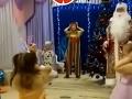 Strašné VIDEO z vianočnej besiedky: Dedo Mráz sa bláznil s deťmi, náhla smrť pred ich očami