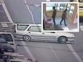 VIDEO Dohra dramatickej lúpeže v Česku: Muži unikali na aute, polícia zadržala podozrivých