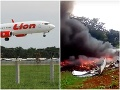 Rok 2018 v znamení leteckých nešťastí: FOTO Päť najväčších tragédií, stovky mŕtvych