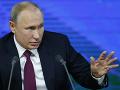 Putin privítal stiahnutie vojakov USA zo Sýrie: Podľa Trumpa je načase, aby tam bojovali aj iní