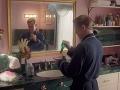 Macaulay Culkin si zopakoval scény spred 28 rokov.