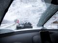 Cestári upozorňujú na zníženú dohľadnosť na cestách: Meteorológovia zase na poľadovicu