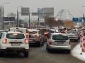 Bratislavu čaká dopravné peklo: Rozsiahle obmedzenia budú zrejme od polovice februára
