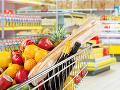Nákup v potravinaćh