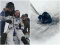 Traja astronauti sa vrátili, neuveríte, čomu museli čeliť vo vesmíre