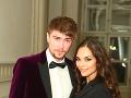 Koncom novembra sa prevalilo, že herec Dárius Koči a modelka Soňa Štefková tvoria pár.