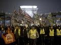 Maďarsko sa stavia na odpor vláde a prezidentovi: FOTO Masové protesty pokračujú, tisícky v uliciach