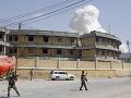 Posledná bašta Daeš v Sýrii: Samovražedný útok zabil šesť ľudí utekajúcich z mesta