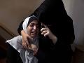 Protesty v Gaze sa znovu vymkli spod kontroly: Zahynuli štyria Palestínčania