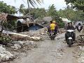Apokalypsa v Indonézii: Závratné škody, hrozivý počet obetí vĺn cunami, krajina je na nohách