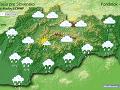 Predpoveď počasia na Štedrý deň nepoteší: Meteorológovia varujú