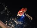 Pomoc v hodine dvanástej: Výletná loď zachránila rybárov, na mori boli takmer tri týždne