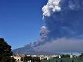 VIDEO Sviatočný deň sa zmenil na nočnú moru: Panika na Sicílii, sopka Etna opäť úraduje