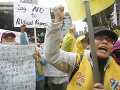 Svet sa opäť inšpiroval francúzskym vzdorom: Taiwanci spustili protestné hnutie žltých viest