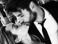 Liam Hemsworth a Miley Cyrus spečatili svoju lásku svadbou koncom roka 2018.