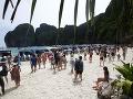 Rozruch v dovolenkovom raji: Na obľúbenej thajskej pláži vybuchli dve bomby