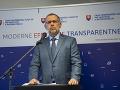 Eurovoľby sa blížia: Chcel by som zvýšiť volebnú účasť, tvrdí Miko