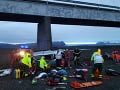 Tragická nehoda na Islande: Auto s Britmi sa zrútilo z mosta, traja mŕtvi, medzi nimi aj dieťa