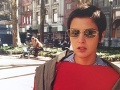 Jana Kirschner v roku 2002 na návšteve New Yorku.