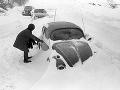 Legendárne novoročné ochladenie v Československu: FOTO Teplota klesla do rána o viac než 30 stupňov