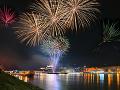 VIDEO Oslavy nového roka v Bratislave: Nádherný ohňostroj i pekný odkaz primátora Valla