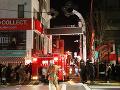 Silvestrovský útok v uliciach Tokia: Vodič zámerne vrazil do chodcov, osem zranených