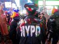 V New Yorku sa radujú zo skvelých štatistík: Majú najmenší počet vrážd za takmer 70 rokov