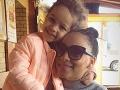 Tina s dcérkou Anči