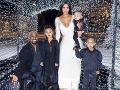 Kanye West a Kim Kardashian budú mať štvrté dieťa: Hviezda však tehotná nebude!