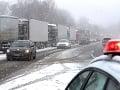 Európu čaká krutý víkend: Napadne až 100 cm snehu, návrat z prázdnin hrozí dopravnou katastrofou