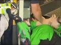 Žena počas Silvestra zaútočila na policajta: VIDEO S tým, čo nasledovalo, určite nerátala