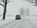 Situácia na cestách je pokojná: Všetky cesty sú zjazdné