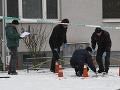 MIMORIADNE Dráma v Košiciach: Na ulici našli nastraženú výbušninu, zásah pyrotechnikov!