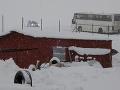 Slovensko trápi zimné počasie