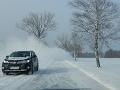 Aktuálna situácia, upozornenie pre vodičov: Pozor na čerstvý a zľadovatený sneh