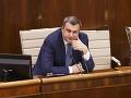 Danko sa zastal Lubyovej: Ministerke verím a stojím za ňou