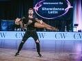 Momentálne sa feši tanečník pripravuje na majstrovstvá sveta v showdance.