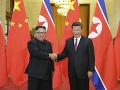 Severokórejský vodca vyjadril podporu snahám Číny: Peking vyjde z boja proti vírusu ako víťaz