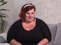 Radka chce schudnúť najmä kvôli svojim deťom a manželovi.