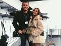 Monika Bagárová našla lásku medzi športovcami. Jej priateľom je zápasník Makhmud Muradov.
