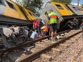 Hrozivá zrážka vlakov na FOTO: Traja ľudia neprežili, asi 200 sa zranilo