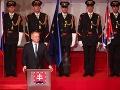 Kiska udelil 30 čestných vyznamenaní, nevynechal Kuciaka: Toto sú skutoční lídri Slovenska