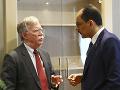 John Bolton a Ibrahim Kalin