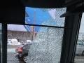 Pri incidente na šoféra MHD sa našťastie nik vážne nezranil.