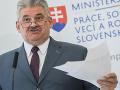 Minister práce Richter po brexite neočakáva negatívne dopady na slovenský pracovný trh