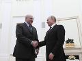 Lukašenko sa nekompromisne obul do Ruska: Viem, čo všetky tieto náznaky znamenajú
