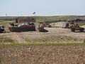 Spojené štáty začali s odsunom svojej vojenskej techniky zo Sýrie