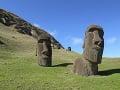 Vedci údajne rozlúštili záhadu sôch na Veľkonočnom ostrove