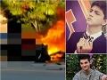 Deti (†18) prominentov uhoreli v tesle: FOTO Žaloba na automobilku, prežil len Alexander